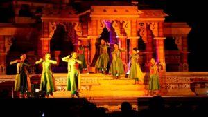 Khajuraho dance festival @ Khajuraho