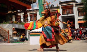 Matho Nagrang Festival @ Matho monastry